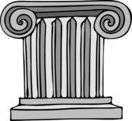 short,pillar,unchecked,cartoon,building,architecture,art,history,ancient,classical,column,roman,greek,media,clip art,public domain,image,png,svg,externalsource
