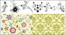 practical,pattern,seamless,retro,supreme,set,sample,damask,flower,floral,background,designious,floral pattern,retro pattern,wallpaper,decorative pattern,old fashioned pattern,ornament,decoration,decorative,old,fashioned,florals,spiral,nature,flower,pattern,ornament,pattern,flower
