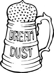dream,dust,clip