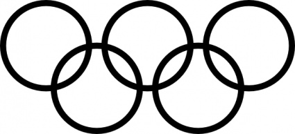 Olympic Logo Four Rings