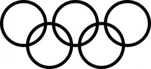 olympic,ring,icon,clip