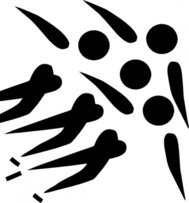 olympic,sport,short,track,speed,skating,pictogram,clip