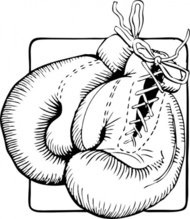 boxing,glove,outline,sport,fighting,media,clip art,externalsource,public domain,image,png,svg,glove,glove