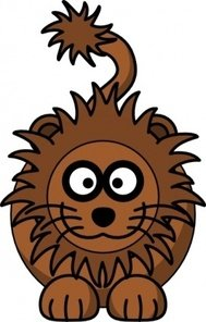 cartoon,lion,remix,animal,cat,clip art,media,public domain,image,png,svg