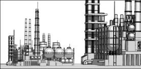 vector,heavy,industry,plant,material