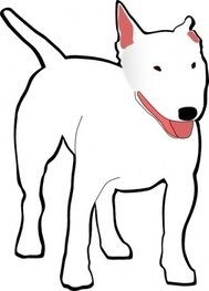 bullterrier,animal,dog,bulli,terrier