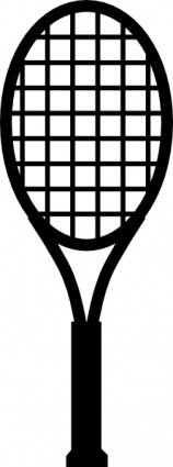 tennis,racket,sport,icon,symbol,silhouette,media,clip art,public domain,image,png,svg