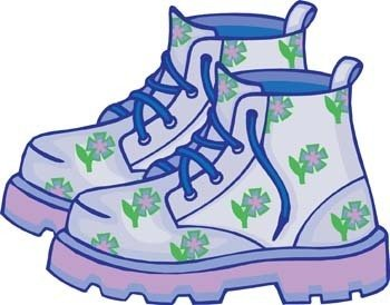 Childs Shoes 3 Clip Arts Free Clip Art Clipartlogo Com