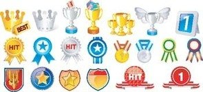 badge,prize,medal,trophy,medal