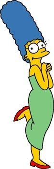 marge,simpson