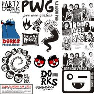 pee wee gaskin,pwg,apwg,indonesia,music,band,party,dork,group