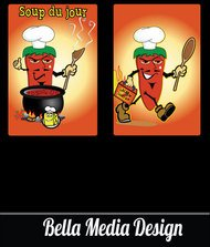hot pepper,red pepper,soup,awesome,vegetable,veggie,evil,hot,red