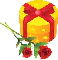 stalk,of,rose,gift,box