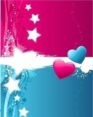 colour,valentine,background