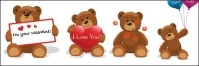 love,teddy,bear,material