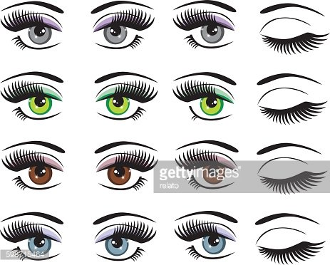 Vector Eyes Set