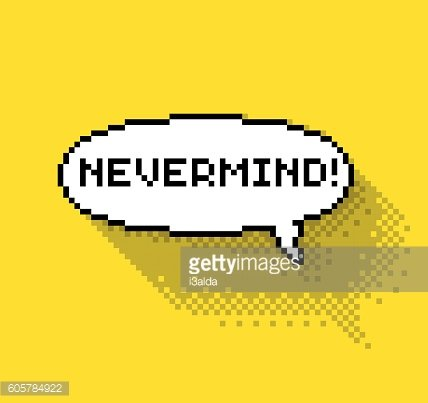 Nevermind phase in bubble