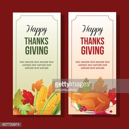 thanksgiving vertical banner