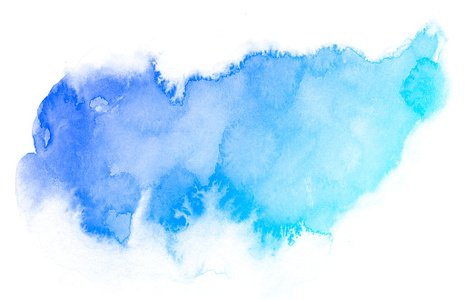 Abstract Blue Watercolor Background Clipart Image Find the best free stock images about blue background. abstract blue watercolor background