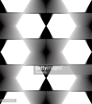 Black and white vector ornamental pattern, seamless art background