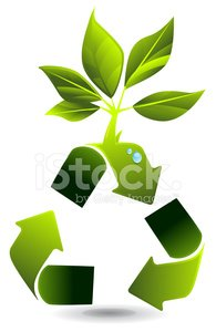 Recycle & Environment Icon | Isolated Icons