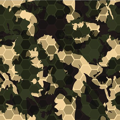 Digital Camouflage Stock Vector Illustration And Royalty Free Digital  Camouflage Clipart   Camoflage, Camouflage, Vector background