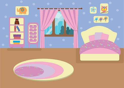 Great Clipart Schlafzimmer Pictures Schlafzimmer Clipart Etsy