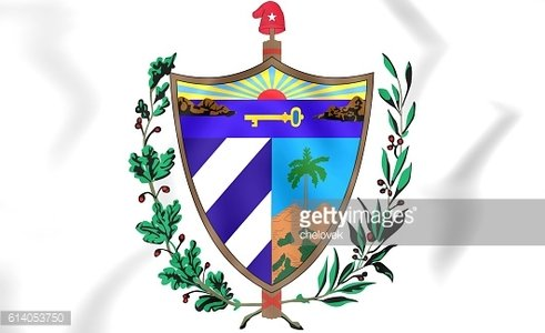 Cuba Coat of Arms.