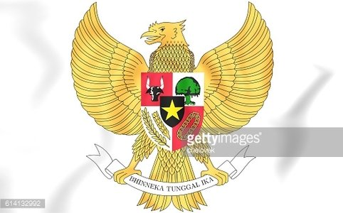 Indonesia Coat of Arms