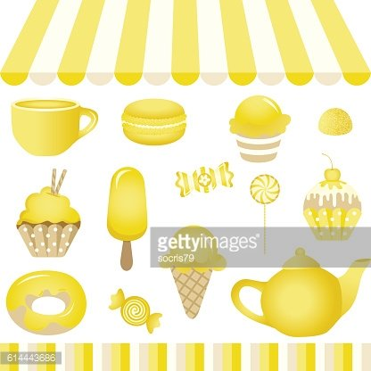 Yellow Candy Shop