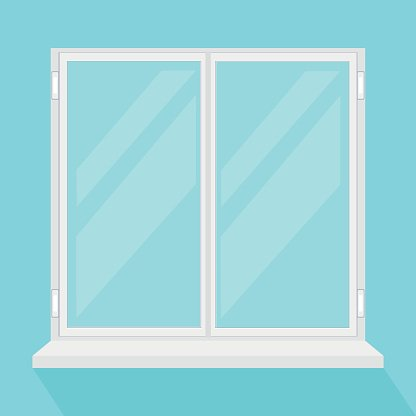 Fenster geschlossen clipart  Moderne Fenster Vektor Flache Cartoon Illustration premium clipart ...