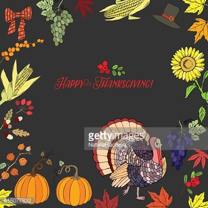 Thanksgiving Day Decorations
