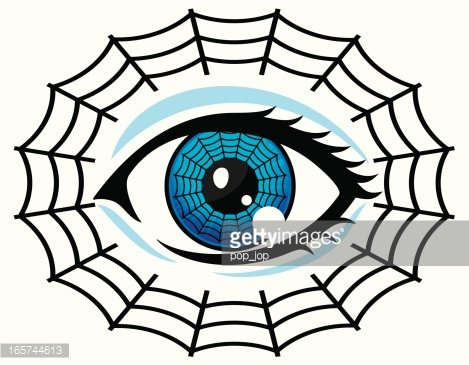 Eye From Web Premium Clipart