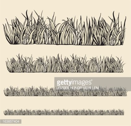 Variable grass modules.