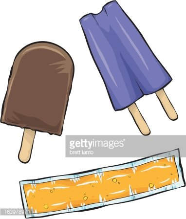 frozen treats premium clipart clipartlogocom