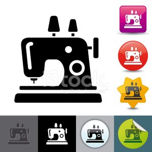 Sewing machine icon | solicosi series