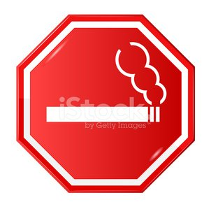 "Vector sign ""Smoking Allowed"""