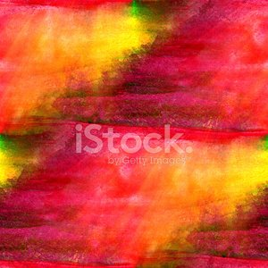 watercolor seamless background texture red, yellow abstract pain