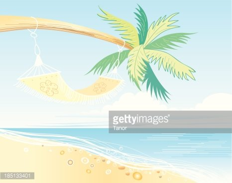 beach scene background premium clipart clipartlogo com