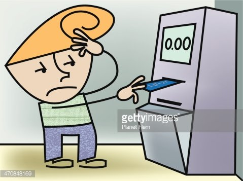 Bank Account Clipart