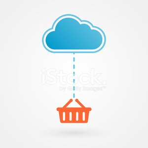 Cloud and basket