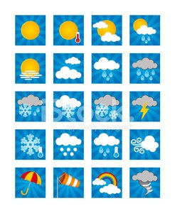 Weather Icons - Day