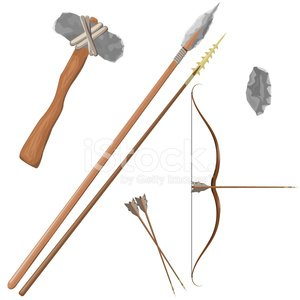 Items ancient people