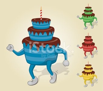 Excellent Dancing Birthday Cake Clipart 1 566 198 Clip Arts Personalised Birthday Cards Cominlily Jamesorg