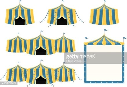 Circus Tent Collection
