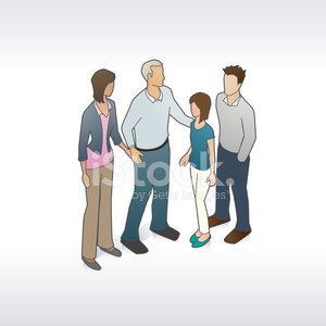 Nuclear Family Illustration Premium Clipart Clipartlogo Com
