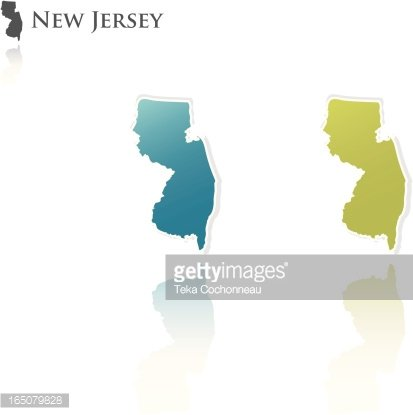New Jersey State Graphic