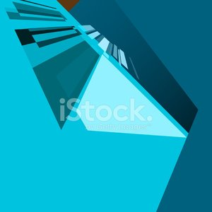 abstract blue stripe pattern background