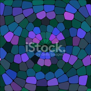 Abstract bright colored vector geometric background