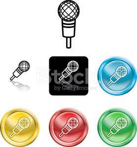 microphone icon symbol